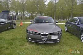 Fram av Alfa Romeo 159 1.9 JTDM 16V Manual, 150ps, 2007 på Italienska Fordonsträffen - Krapperup 2019