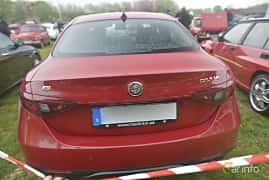 Bak av Alfa Romeo Giulia 2.0 TBi Q4 Automatic, 280ps, 2018 på Italienska Fordonsträffen - Krapperup 2019
