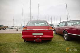 Back of Alfa Romeo Giulietta 1.8 Manual, 122ps, 1979 at Veteranbilsträff i Vikens hamn  2019 Maj