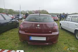 Bak av Alfa Romeo GT 2.0 JTS Manual, 165ps, 2006 på Italienska Fordonsträffen - Krapperup 2019