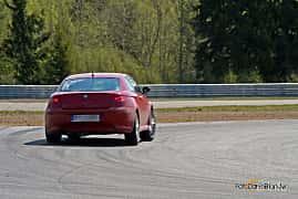 Back/Side of Alfa Romeo GT 2.0 JTS Manual, 165ps, 2004