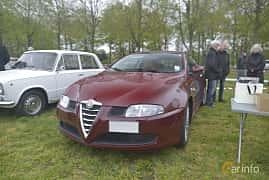 Fram/Sida av Alfa Romeo GT 2.0 JTS Manual, 165ps, 2006 på Italienska Fordonsträffen - Krapperup 2019