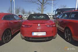 Bak av Alfa Romeo Spider 3.2 JTS V6 24V Manual, 260ps, 2007