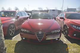 Fram av Alfa Romeo Spider 3.2 JTS V6 24V Manual, 260ps, 2007