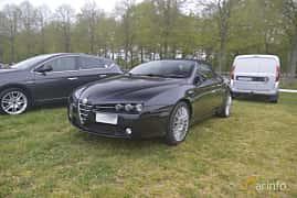 Fram/Sida av Alfa Romeo Spider 2.2 JTS 16V Manual, 185ps, 2007 på Italienska Fordonsträffen - Krapperup 2019