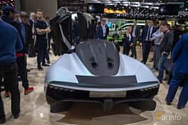 Bak av Aston Martin AM-RB 003 Concept Concept, 2019 på Geneva Motor Show 2019