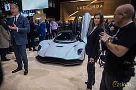 Fram av Aston Martin AM-RB 003 Concept Concept, 2019 på Geneva Motor Show 2019