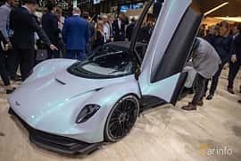 Front/Side  of Aston Martin AM-RB 003 Concept Concept, 2019 at Geneva Motor Show 2019