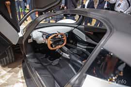 Interior of Aston Martin AM-RB 003 Concept Concept, 2019 at Geneva Motor Show 2019