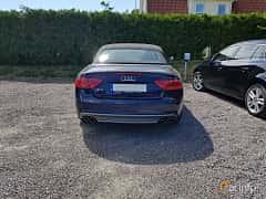 Bak av Audi S5 Cabriolet 3.0 TFSI V6 quattro S Tronic, 333ps, 2014