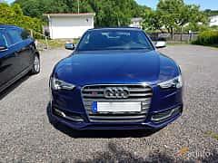 Fram av Audi S5 Cabriolet 3.0 TFSI V6 quattro S Tronic, 333ps, 2014