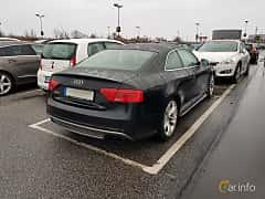 Back/Side of Audi S5 Coupé 3.0 TFSI V6 quattro S Tronic, 333ps, 2013