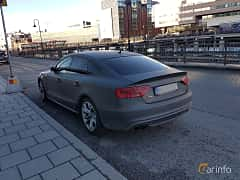 Back/Side of Audi S5 Sportback 3.0 TFSI V6 quattro S Tronic, 333ps, 2014