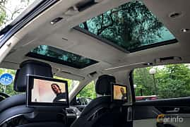 Interior of Audi A8 L W12 6.3 W12 FSI quattro TipTronic, 500ps, 2012