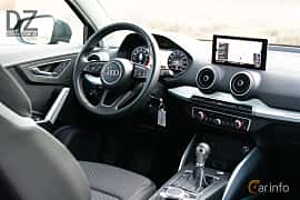 Interior of Audi Q2 1.4 TFSI COD S Tronic, 150ps, 2018
