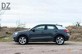 Side  of Audi Q2 1.4 TFSI COD S Tronic, 150ps, 2018
