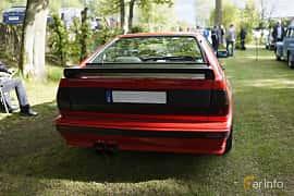 Back of Audi quattro 2.1 quattro Manual, 200ps, 1983 at Billesholms Veteranbilsträff Maj / 2015