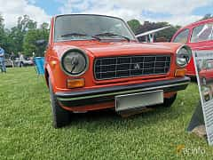 Front  of Autobianchi A112 0.9 Manual, 42ps, 1976 at Sofiero Classic 2019
