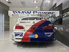 Bak av BMW M3 GTR GT2  Manual, 500ps, 2004