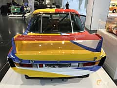 Bak av BMW 3.0 CSL Group 5 Manual, 487ps, 1975