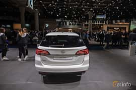 Bak av Opel Astra Sport Tourer 1.5 D Automatic, 122ps, 2020 på IAA 2019