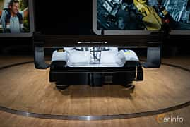 Back of Volkswagen I.D. R ? kWh AWD Single Speed, 693ps, 2018 at LA Motor Show 2018