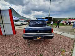 Back of Chrysler New Yorker 3.3 V6 Automatic, 150ps, 1992 at Old Car Land no.1 2019