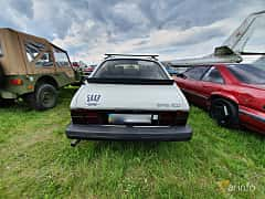 Back of Saab 900 3-door 1985 at Old Car Land no.1 2019