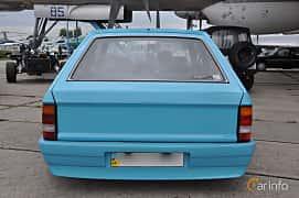 Back of Opel Kadett 5-door Hatchback 1980 at Old Car Land no.1 2019