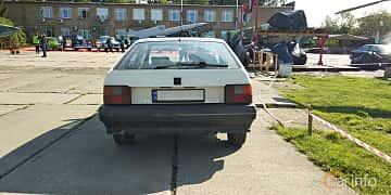 Back of Citroën BX 1989 at Old Car Land no.1 2019