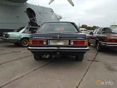 Back of Opel Commodore 4-door 2.5 Automatic, 115ps, 1978 at Old Car Land no.2 2017