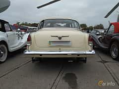 Back of GAZ GAZ M-21 Volga 2.4 Manual, 76ps, 1962 at Old Car Land no.2 2017