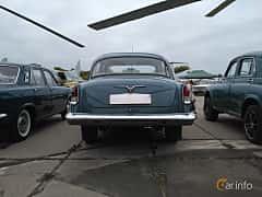 Back of GAZ GAZ M-21 Volga 2.4 Manual, 76ps, 1964 at Old Car Land no.2 2017
