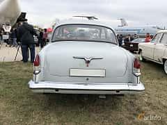 Back of GAZ 21 1962 at Old Car Land no.2 2019