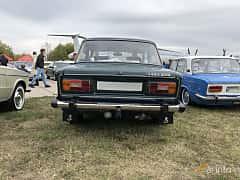 Back of VAZ 21061 1.5 Manual, 75ps, 1977 at Old Car Land no.2 2019