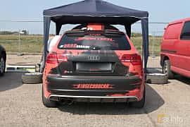 Back of Audi RS 3 Sportback 2.5 TFSI quattro S Tronic, 340ps, 2011 at Proudrs Drag racing Poltava 2019