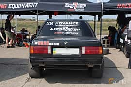 Back of BMW 318i 2-door Sedan  102ps, 1987 at Proudrs Drag racing Poltava 2019