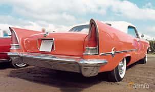 Bak/Sida av Chrysler 300 Convertible 6.4 V8 Automatic, 396ps, 1957