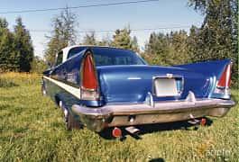 Bak/Sida av Chrysler New Yorker 2-door Hardtop 6.4 V8 Automatic, 330ps, 1957
