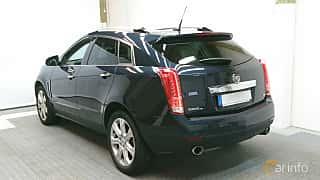 Back/Side of Cadillac SRX 3.6 V6 AWD Automatic, 311ps, 2014