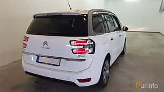 Bak/Sida av Citroën Grand C4 Picasso 2.0 HDi EAT, 150ps, 2014