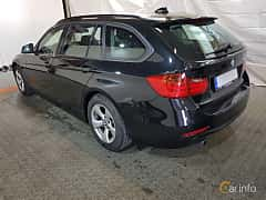 Bak/Sida av BMW 318d Touring 2.0 Manual, 143ps, 2015