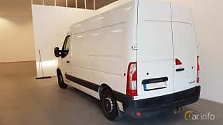 Bak/Sida av Renault Master 2.3 dCi Manual, 125ps, 2012