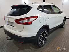 Bak/Sida av Nissan Qashqai 1.6 dCi 4x4 Manual, 130ps, 2016