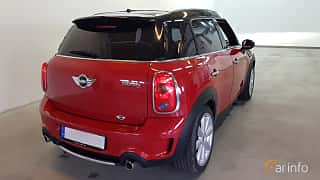 Bak/Sida av MINI Cooper S Countryman 1.6 Manual, 184ps, 2014
