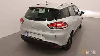 Back/Side of Renault Clio Grandtour 1.5 dCi Manual, 90ps, 2015