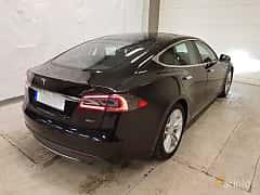 Bak/Sida av Tesla Model S 85D 85 kWh AWD Single Speed, 423ps, 2015