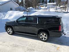 Bak/Sida av Chevrolet Suburban 5.3 V8 FlexFuel 4WD Automatic, 385ps, 2018