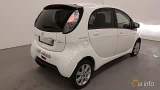 Bak/Sida av Citroën C-Zero 16 kWh Single Speed, 64ps, 2011