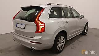 Back/Side of Volvo XC90 D4 Geartronic, 190ps, 2018